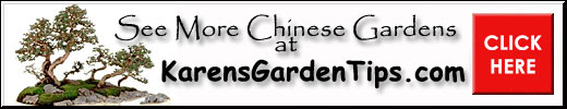 Chinese Gardens Pointer