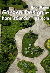 Garden Design pointer