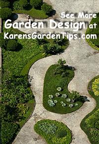 Garden style formal or informal for Informal garden designs