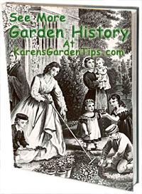 Garden History pointer