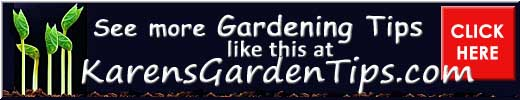 Growing Garden Plants pointer