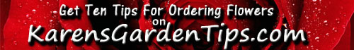 Ordering Flowers pointer