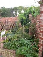 Karen's secret garden