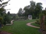 Beijing gazebo in Karen's North Carolina garden