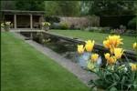 Tintinhull Pool Garden
