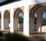 Arches in the Generalife