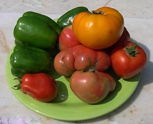 a veggies