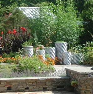 a Heritage Garden