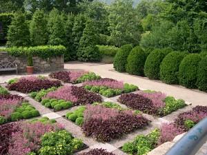 a quilt garden