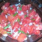 Baffa salad