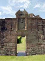 Garden entrance O