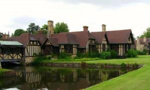 Tudor village W