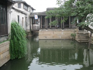 A Visit To The Zhang House And Garden Zhouzhuang China