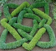 1000 images about knot gardens mazes labyrinths on for English knot garden designs