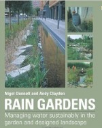 Rain Garedens Managing Water sustainably