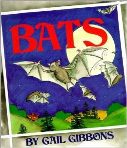 Bats Gail Gibbons
