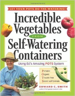 Incredible Vegetables from Self Watering Containers