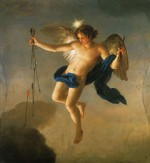 _Hesperus_Personification of the Evening Star Anton Raphael Mengs 1765