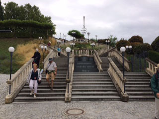 Melk stairway
