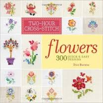 Two Hour Cross Stich Flowers