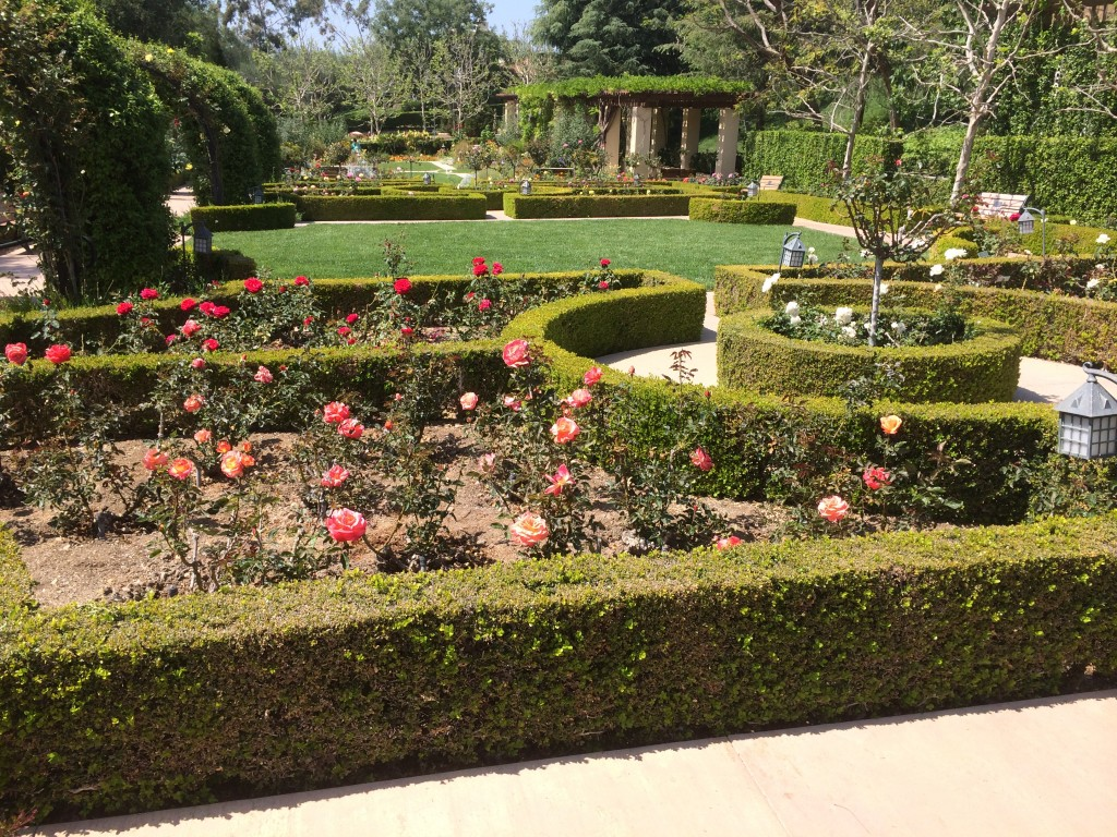 A Visit to Gardens of the World, Thousand Oaks, California